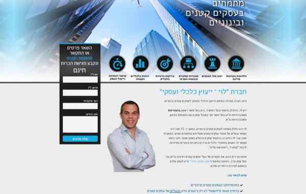 לוי ייעוץ כלכלי ועסקי